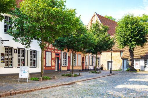 Stadtführung & Schnitzeljagd in Rostock und Warnemünde - Klosterhof