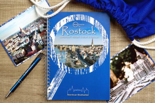 Stadt-Forscher Rostock entdecken - Stadtführung & Schnitzeljagd - Gesamtpaket
