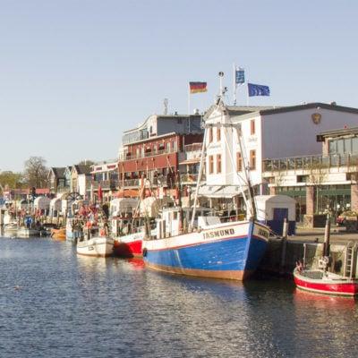 Abenteuer Stadtwelten - Stadtführung Rostock & Warnemünde - Alter Strom Ostseite