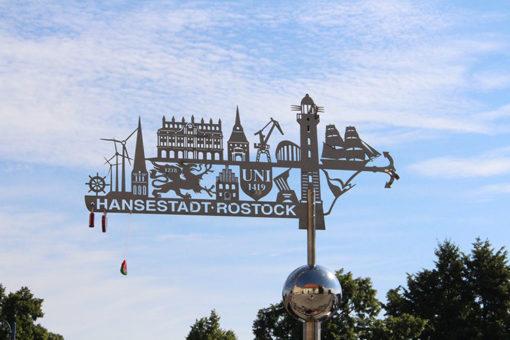 Abenteuer Stadtwelten - Stadtführung Rostock & Warnemünde - Darstellung