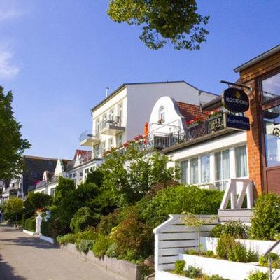 Abenteuer Stadtwelten - Stadtführung Rostock & Warnemünde - Fischerhäuser alter Strom