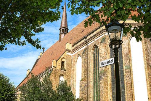 Abenteuer Stadtwelten Stadtführung Rostock Warnemünde Klosterhof