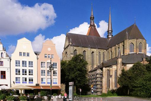 Abenteuer Stadtwelten Stadtführung Rostock Warnemünde Marienkirche & Neuer Markt