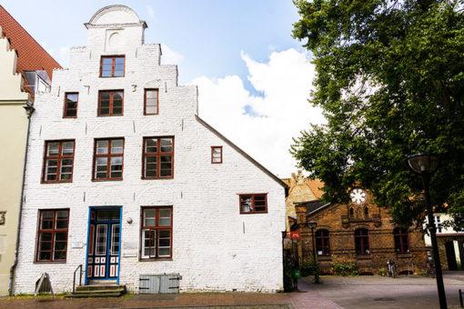 Abenteuer Stadtwelten Stadtführung Rostock Warnemünde Pfarrhaus