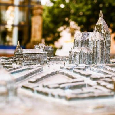 Abenteuer Stadtwelten Stadtführung Rostock Warnemünde Skulptur Rostock