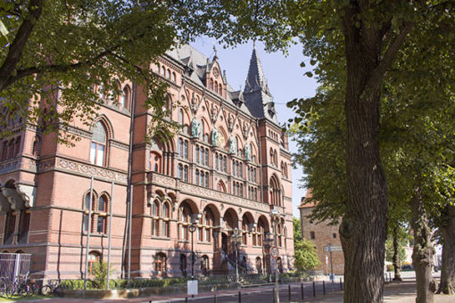 Abenteuer Stadtwelten - Stadtführung Rostock & Warnemünde - Ständehaus Rostock