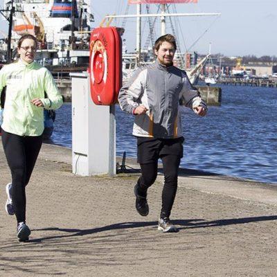 Abenteuer Stadtwelten - Stadtführung Rostock & Warnemünde - Stadthafen